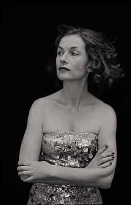 Isabelle Huppert par Peter Lindbergh