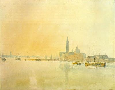 William Turner - S. Giorgio Maggiore: Early Morning -1819