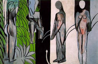 Henri Matisse, Baigneuses à la rivière