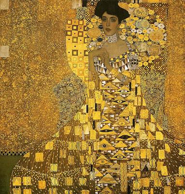 Gustav Klimt- Portrait d'Adele Bloch-Bauer I