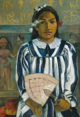 Paul Gauguin, Teha 'amana has many Parents 1893,
