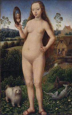 Hans Memling -Vanité