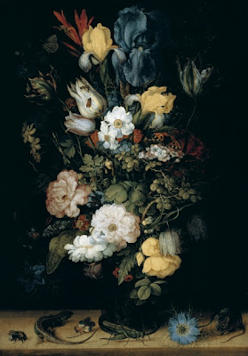 Roelant Savery A Bouquet of Flowers, 1612