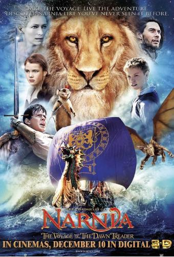Chronicles of narnia cast now