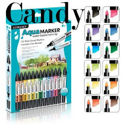 blogcandy aquamarkers