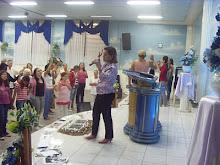 Orando pelas Famílias em Campanha de Mulheres