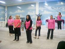 Coreografia das mulheres - Sede Taboão