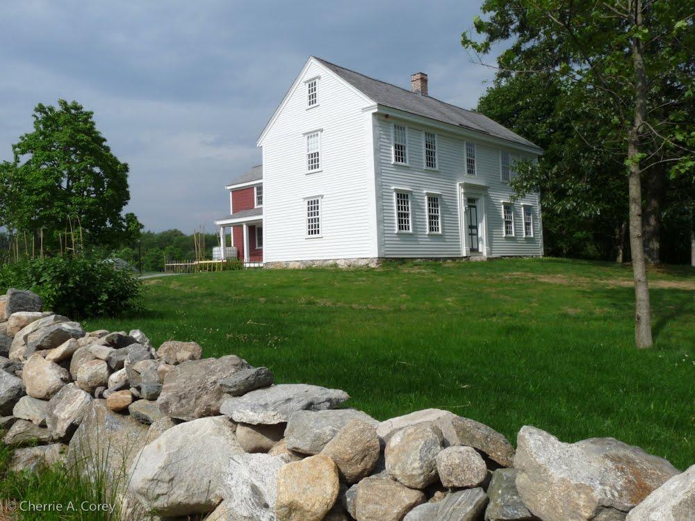 Sense of Place - Concord: Thoreau Farm Opens to Public