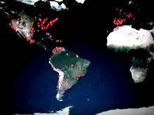 CONTACTO  OVNI EN CHILE ROMPE RECORD DE VISITAS