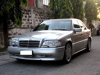 Mercedes C36