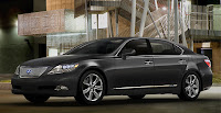 Lexus LS Hybrid