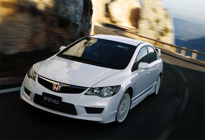 Civic Type R 2007 4 Honda Civic Type R Specification