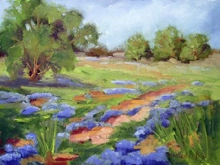 Bluebonnet Path