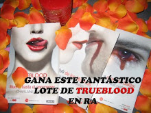 Sorteo True Blood