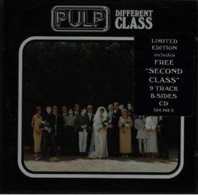Pulp - (1995) Second Class