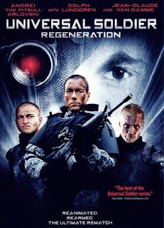 Universal Soldier Regeneration (2009)