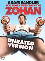 You Don't Mess With The Zohan (Unrated Edition) (2008)