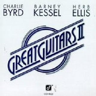 Charlie Byrd - (1995) Great Guitars II