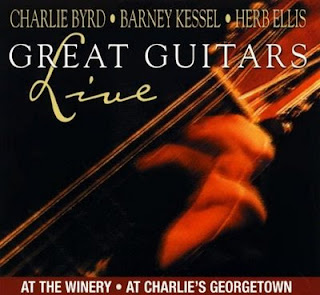 Charlie Byrd - (1980) Great Guitars Live (With Barney Kessel, Herb Ellis)