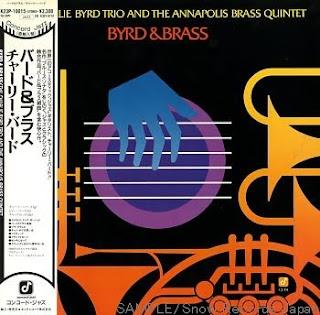 Charlie Byrd - (1986) Byrd & Brass