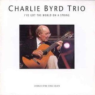 Charlie Byrd - (1994) I'Ve Got The World On A String