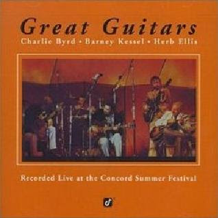 Charlie Byrd - (1974) Great Guitars