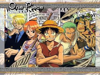 One Piece (Japan Anime)