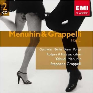 Stephane Grappelli - (2005) Menuhin & Grappelli Play (& Yehudi Menuhin)