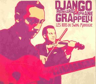 Stephane Grappelli - (2009) Les Rois Du Swing Manouche (& Django Reinhardt)