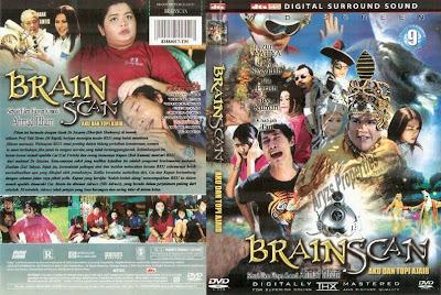 Brainscan Aku Dan Topi Ajaib (2009) Cover