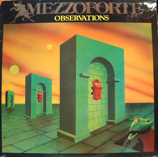 Mezzoforte - (1983) Observations