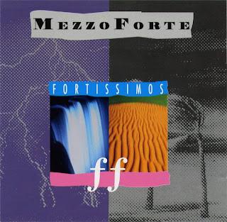 Mezzoforte - (1991) Fortissimos