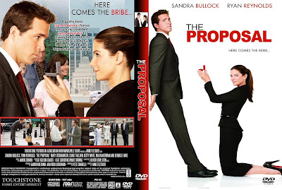 The Proposal (2009) DVD Cover