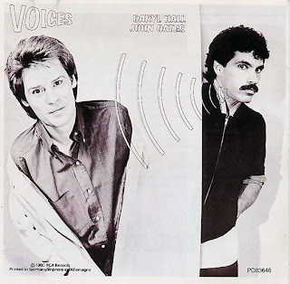 Hall & Oates - (1980) Voices