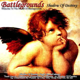 BATTLEGROUNDS - (2004) Shadow Of Destiny (Single Special Edition)