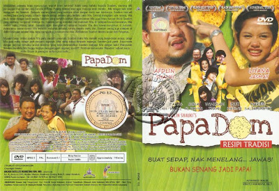 Papadom (2009) DVD Cover