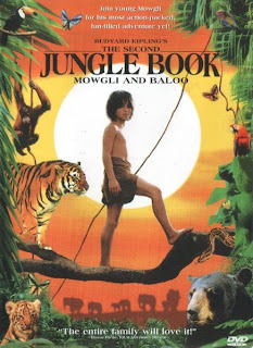 The Jungle Book Movie 2 - Mowgli & Baloo (1997)