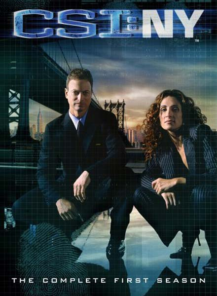 Baixar CSI New York 1 ,2ª Temporada DVDRip AVI Dublado
