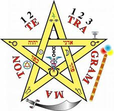pentagrama de dominio