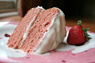 Strawberry Cake Images Free : Illawarra Gluten Free: Recipe: Gluten-free Strawberry Cake