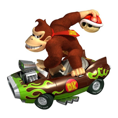 wii wallpapers. Mario Kart Wii wallpaper