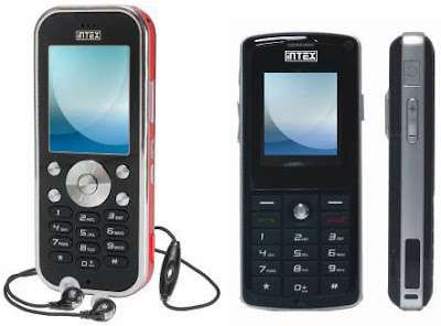Envy-1044 and Flair-1107 mobile phones