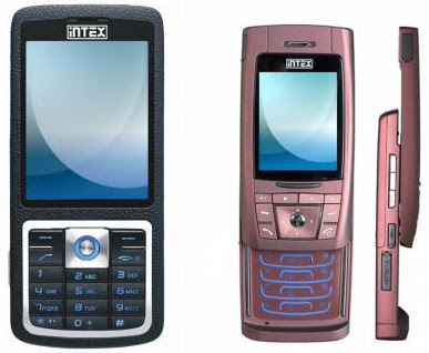 Estelo-3060 and Ultima-1107 mobile phones