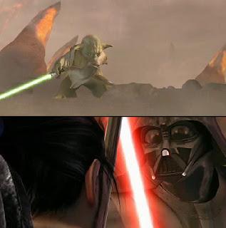 Darth Yoda Vader