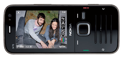 Nokia N78 snapshot demo