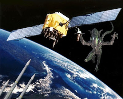 Spy Satellite snapshot