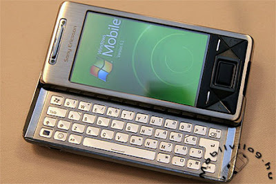 Sony Ericsson Xperia X1 on windows Mobile 6.1