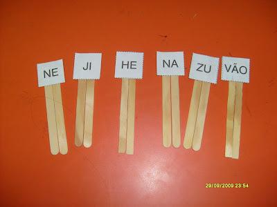 JOGO DE PALAVRAS!!! para crianças
