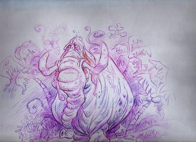 elefante añejo
