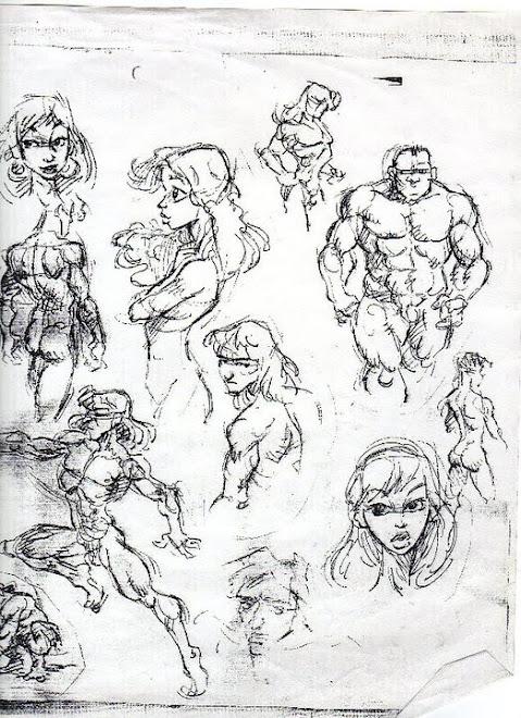 diseños de personajes13